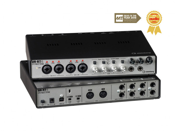 USB-Audiointerface Steinberg UR-RT4 EU