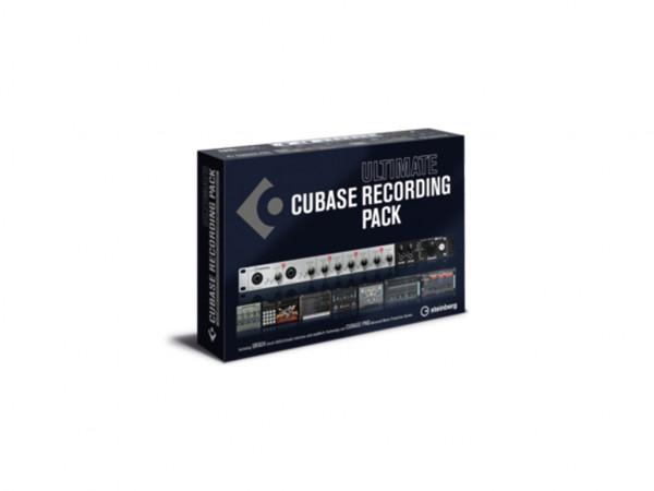 USB-Audiointerface Steinberg UR824 Ultimate Cubase Recording Pack EU
