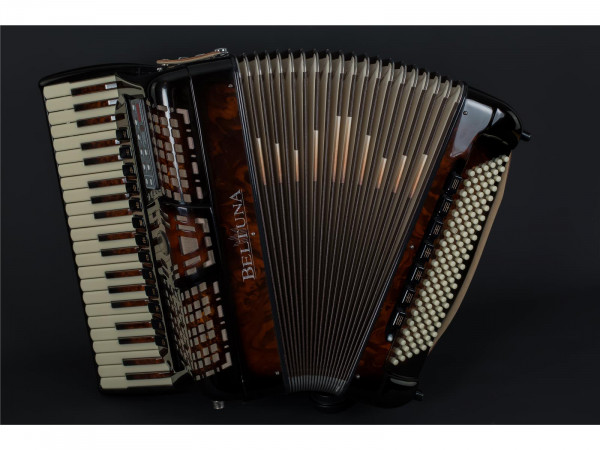 Akkordeon Beltuna Prestige V 120 C Totter MIDI - gebraucht