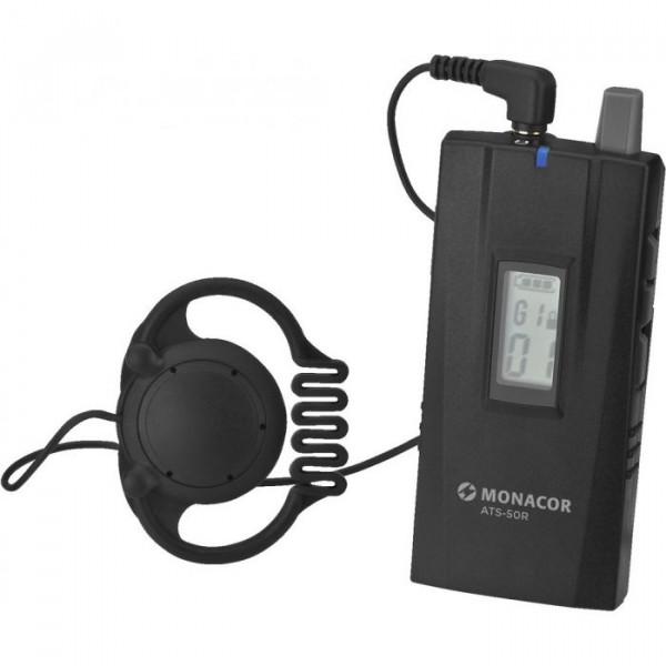 Empfänger ATS-50R Mono-PLL-Sprachübertragungssystem
