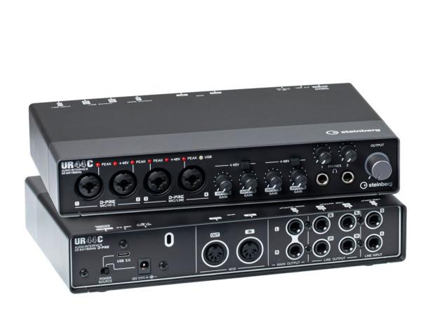 USB 3.0 Audiointerface Steinberg UR44C