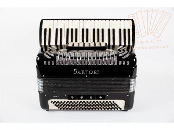 Akkordeon Sartori Maestro II 41/120/IV/8/4 MT