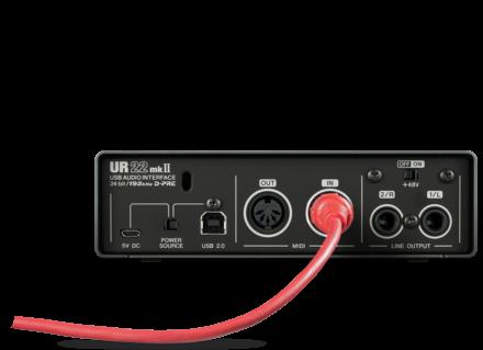 USB-Audiointerface Steinberg UR22 MKII