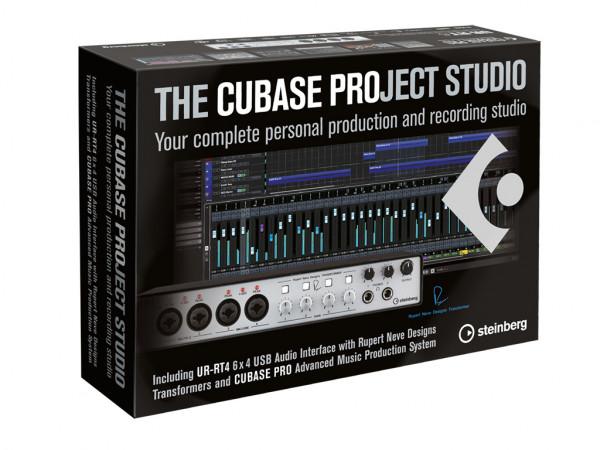USB-Audiointerface Steinberg UR-RT4 EU + Cubase Pro