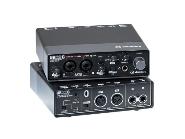 USB 3.0 Audiointerface Steinberg UR22C