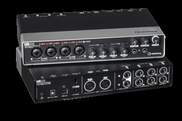 USB-Audiointerface Steinberg UR44